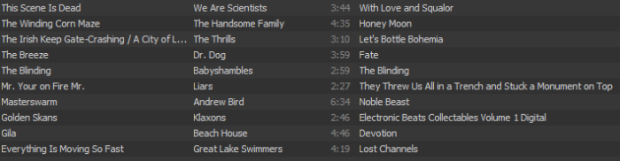 playlist#3